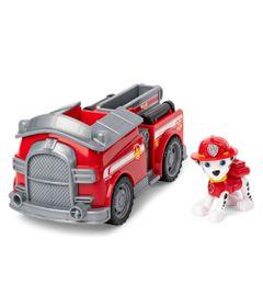 Mini-Figura-e-Veiculo---11Cm---Patrulha-Canina---Marshall---Fire-Engine---Sunny