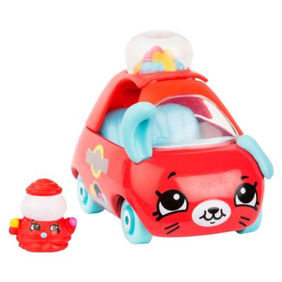Mini-Figura-e-Veiculo---Shopkins-Cuties-Cars---Blister-Unitario---Chiclecar---DTC