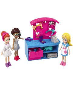 Playset-e-Mini-Boneca-Polly-Pocket-Quiosque-da-Moda-Mattel_frente
