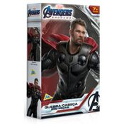 Quebra-Cabeca---200-Pecas---Disney---Marvel---Vingadores---Ultimato---Thor---Toyster