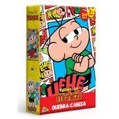 Quebra-Cabeca---200-Pecas---Turma-da-Monica---Cebolinha-Quadrinhos---Toyster