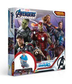 Quebra-Cabeca-Grandao---120-Pecas---Disney---Marvel---Vingadores---Ultimato---Toyster