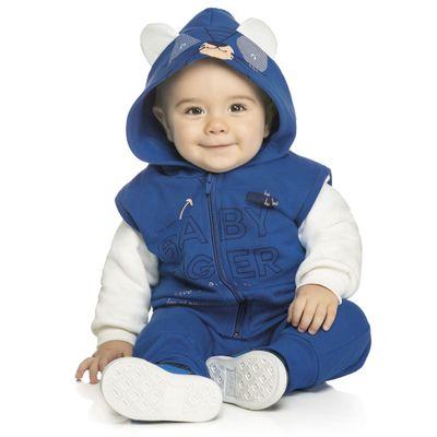 Conjunto-de-Moletom-Infantil---Masculino---Baby-Tiger---Azul---Kamylus---P