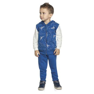 Conjunto-de-Moletom-Infantil---Masculino---Dinos---Azul---Kamylus---1