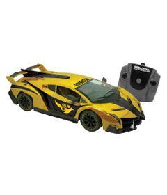 veiculo-de-controle-remoto-garagem-sa-yellow-fox-amarelo-candide-3542_Frente