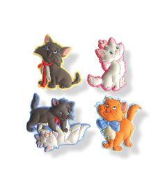 Ima-de-Geladeira---Personagens-Disney---Amigos-da-Marie---Pack-2---New-Toys