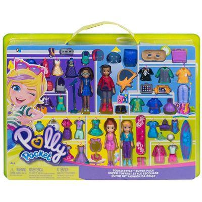 boneca-e-acessorios-polly-pocket-super-kit-fashion-loira-ruiva-moreno-e-morena-mattel-GFR11_Frente