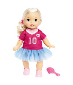 Boneca-Bebe---Little-Mommy---Doce-Bebe---Loira---Vestido-Rosa-com-Babado-n10---Mattel