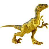 Figura-Basica---Jurassic-World-2---Dino-Rivals---Velociraptor-Delta---Mattel
