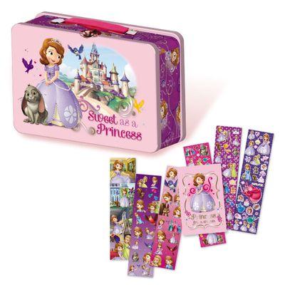 Maleta-Metalica-com-Acessorios---Disney---Princesa-Sofia---New-Toys