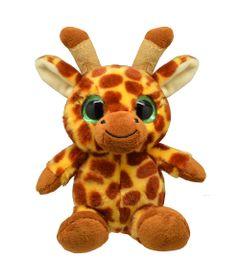 Pelucia-15-CM---Wild-Planet---Girafinha-Sentada---New-Toys