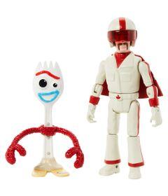 Figura-Articulada---Disney---Pixar---Toy-Story-4---Garginho-e-Duke-Caboom---Mattel