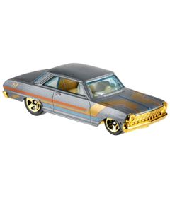 Veiculo-Hot-Wheels---Escala-1-64---Satin-e-Cromado---63-Chevy---Mattel