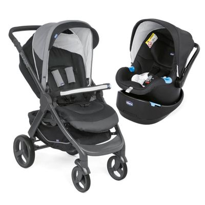 Travel-System---Stylego---Up-Jet-Oasys---Black---Chicco