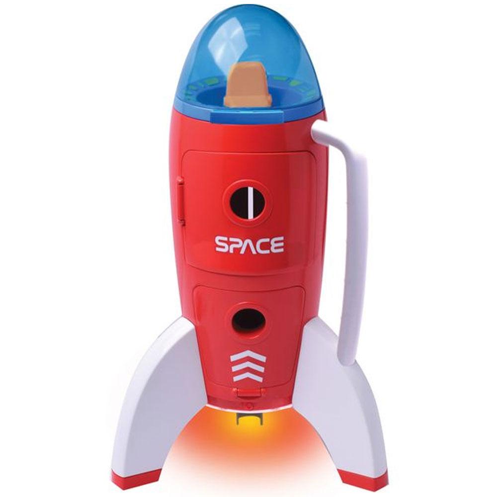 Foguete Espacial com Mini Figuras e Veículo - Astronauta - Fun