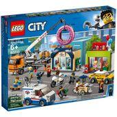 LEGO-City---Inauguracao-da-Loja-de-Donuts---60233