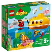 LEGO-DUPLO---Aventura-Submarina---10910