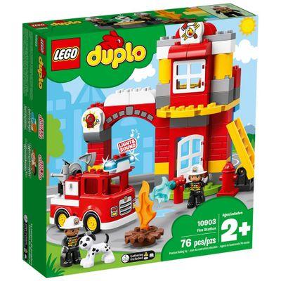 LEGO-DUPLO---Quartel-dos-Bombeiros---10903