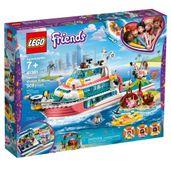 LEGO-Friends---Barco-de-Resgate---41381