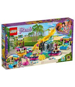 LEGO-Friends---Festa-na-Piscina-da-Andrea---41374