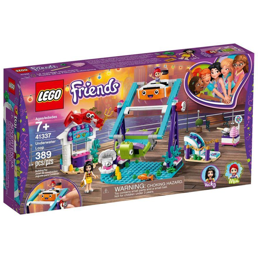 LEGO-Friends---Looping-Subaquatico---41337