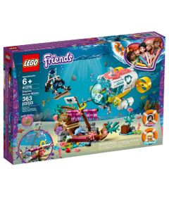 LEGO-Friends---Missao-de-Resgate-do-Golfinho---41378