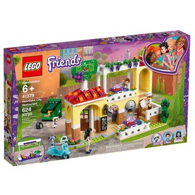 LEGO-Friends---Restaurante-de-Heartlake-City---41379
