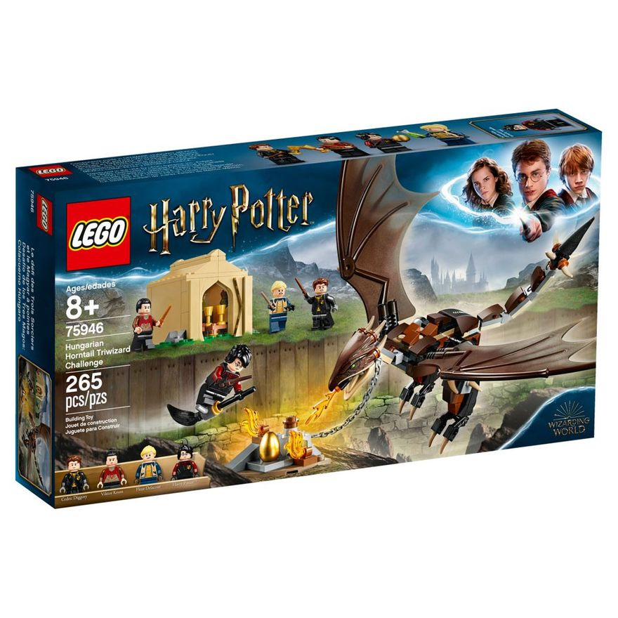 LEGO-Harry-Potter---O-Torneio-Hungaro---75946