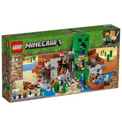 LEGO-Minecraft---A-Mina-do-Creeper---21155