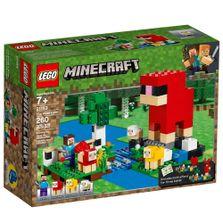 LEGO-Minecraft---Fazenda-de-La---21153