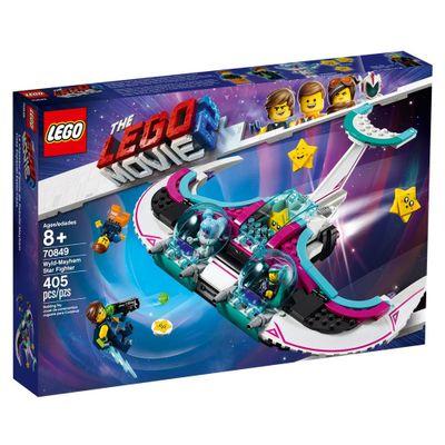 LEGO-Movie---Wyld-Mayhem-Star-Fighter---70849