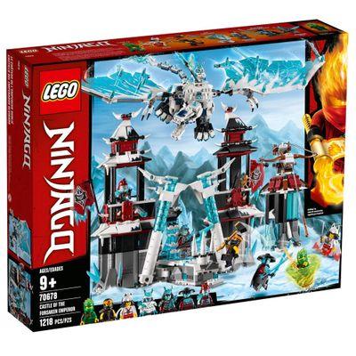 LEGO-Ninjago---Castelo-do-Imperado-Abandonado---70678