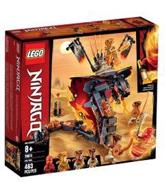 LEGO-Ninjago---Dente-de-Fogo---70674