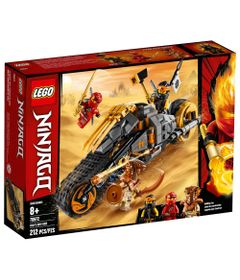 LEGO-Ninjago---Moto-Off-Road-do-Lloyd---70672