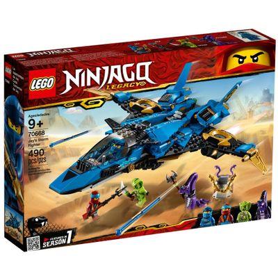 LEGO-Ninjago---Storm-Fighter-do-Jay---70668