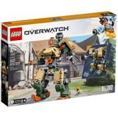 LEGO-Overwatch---Bastion---75974