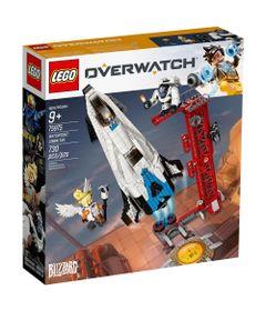LEGO-Overwatch---Ponto-de-Vigia-de-Gibraltar---75975