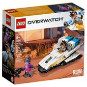LEGO-Overwatch---Tracer-Vs-Widowmaker---75970