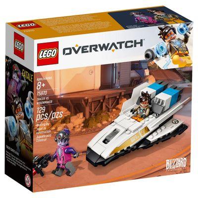 LEGO-Overwatch---Tracer-Vs-Widowmaker---75970
