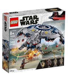 LEGO-Star-Wars---Disney---Droid-Gunship---75233