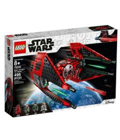 LEGO-Star-Wars---Disney---Tie-Fighter---Major-Vonreg-s---75240
