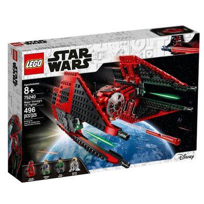 LEGO-Star-Wars---Disney---Tie-Fighter---Major-Vonreg-s---75240