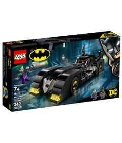 LEGO-Super-Heroes---DC-Comics---Batman---Batmovel-Perseguicao-do-Coringa---76119