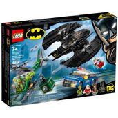 LEGO-Super-Heroes---DC-Comics---Batman---Batwing-e-Fuga-do-Charada---76120