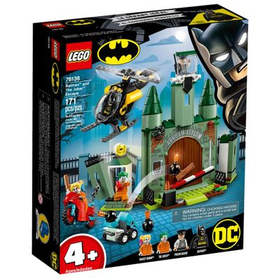 LEGO-Super-Heroes---DC-Comics---Batman---Fuga-do-Coringa---76138