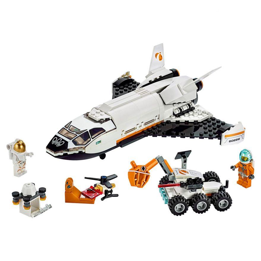LEGO-City---Onibus-Espacial---60226
