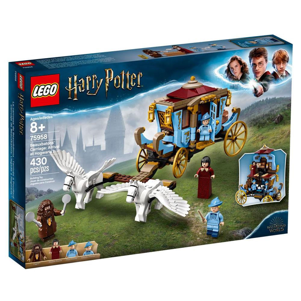 LEGO Harry Potter - A Chegada em Hogwarts - 75958