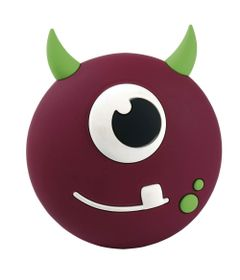 Caixa-de-Som-Portatil---Bluetooh---5W-RMS---Monster-Boo---Roxo---OEX-Kids