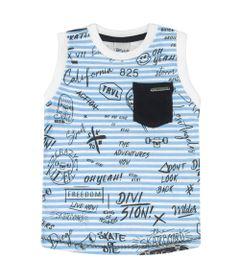 Camiseta-Regata---Estampas-Letras---Azul---Livy-Malhas---1