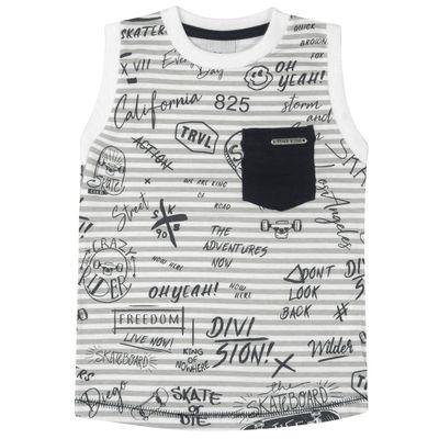 Camiseta-Regata---Estampas-Letras---Cinza---Livy-Malhas---1